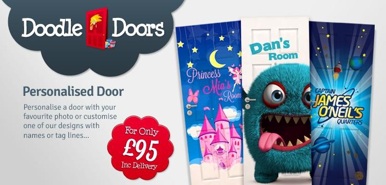 Doodle Doors