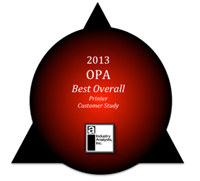 2013-OPA-Best-Overall-Printer-Customer-Study