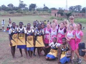 Ghana Netball 3