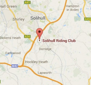 Map-Solihull-Riding-CLub