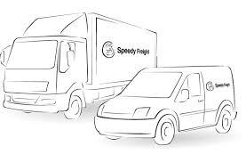 Speedy Freight - van