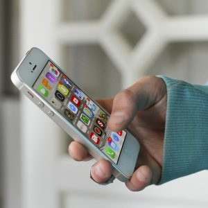 Mobile Phone Touchscreen Technology