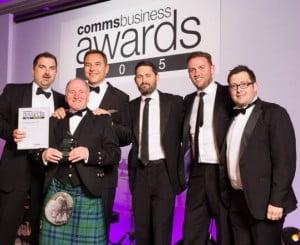 Gamma-collects-Comms-Biz-Award-2015-590x483