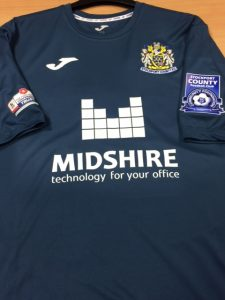 Midshire - Kit 2015-16