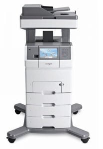 Lexmark-Office-Photocopier