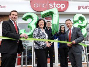Danny Walden, Amanda Sanderson, Julian Liddiatt - Ricoh and One Stop Store staff