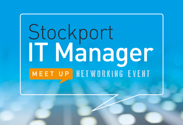 Stockport IT Manager Meet Up Logo