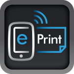 HP Mobile and tablet Printing App
