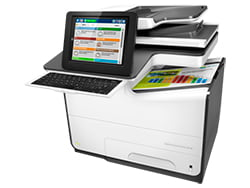 HP PageWide 586z