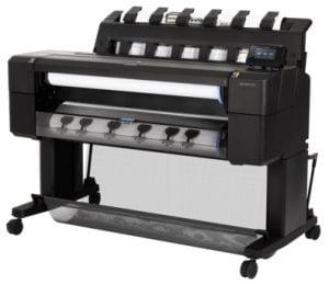 HP T1530 Plotter