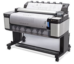 HP DesignJet T3500 Plotter