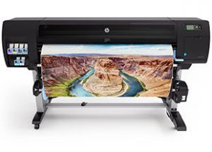 HP Large Format Printer