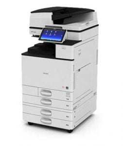 Laser colour multifunction printer