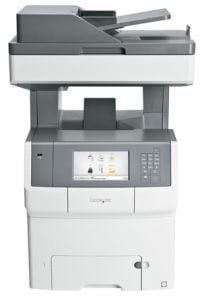 Lexmark XS748de A3 Photocopier