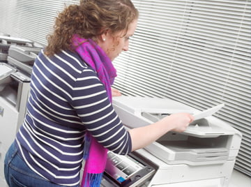 Photocopying and Scanning