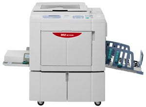 RISO ME 9350 Digital Duplicator