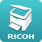 Ricoh Mobile and tablet Printing App