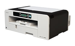 Ricoh GelJet Printer