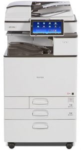 Ricoh MP C3504 photocopier