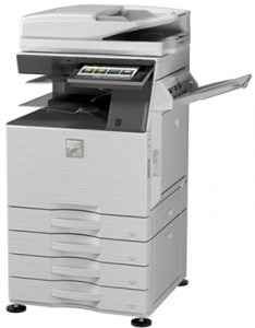 Sharp MX-3570 photocopier