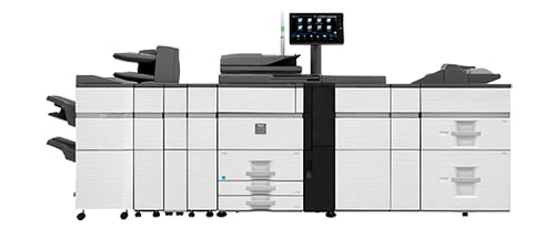 Sharp Light Production Printer