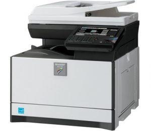 Sharp MX-C301W Desktop Photocopier