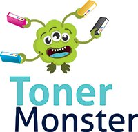 Toner Monster Logo