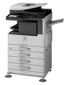 Types of Photocopiers