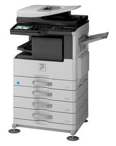 Types Of Photocopiers - Mono, Colour, Multifunction | Midshire