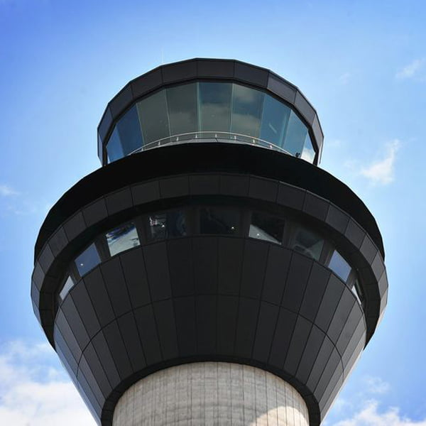 Manchester Airport Control Tower