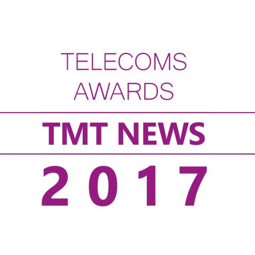 Technology, Media, and Telecoms Awards 2017 Logo