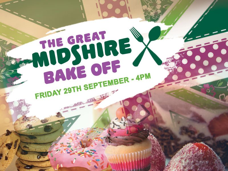 The great Midshire bake-off