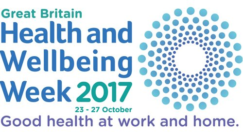 Health and Wellbeing Week 2017 logo