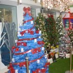 Francis House Festival of Christmas Trees - tree decorated by Midshire