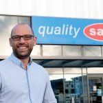 Managing Director of Quality Save Ric Rudkin