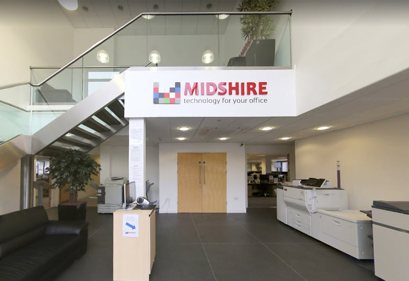 Midshire's Google Business View tour