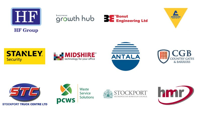 Bredbury Area Business Group meeting attendee companies