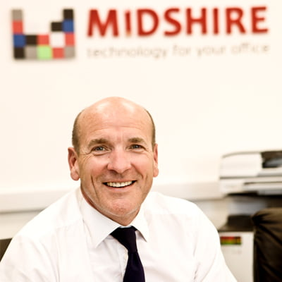 Midshire Managing Director Julian Stafford