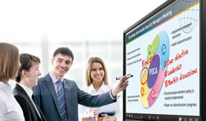 PN-60TB3 Sharp Interactive screens for business