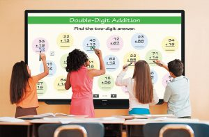 Sharp Interactive Screens for Schools