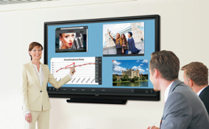 Interactive Screen for Business