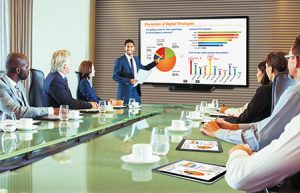 Sharp PN-80TC3 Interactive Screens for Business