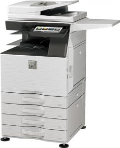 Sharp MX-M3050 Black and White Photocopier