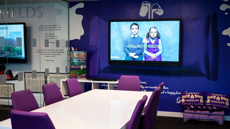 Sedulo Invests in Interactive Displays for Business