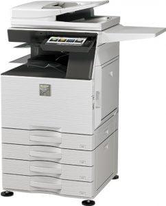 Sharp MX-M6050 Black and White Photocopier