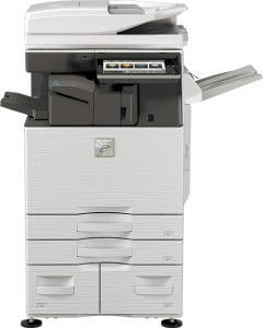 Sharp MX-M6070N Black and White Photocopier