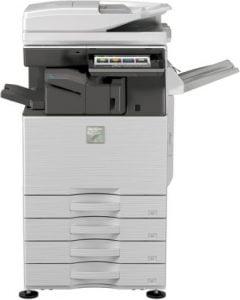 sharp photocopier price