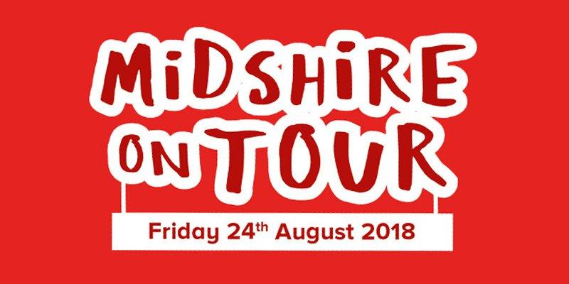 Midshire on tour