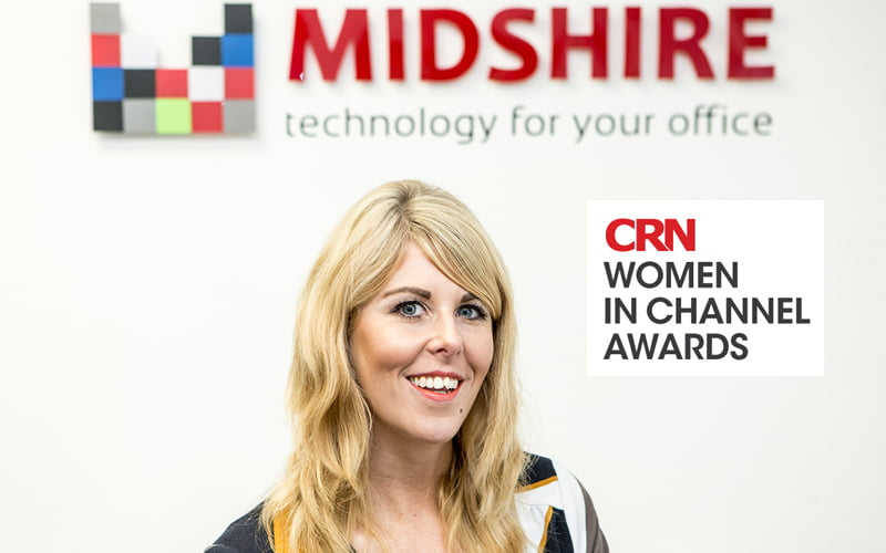Adrienne Topping shortlisted at the Women in Channel Awards