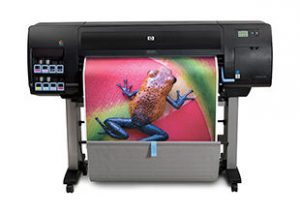 large format printer lease